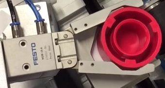 Vídeo: Célula de fabricación flexible Festo-Siemens