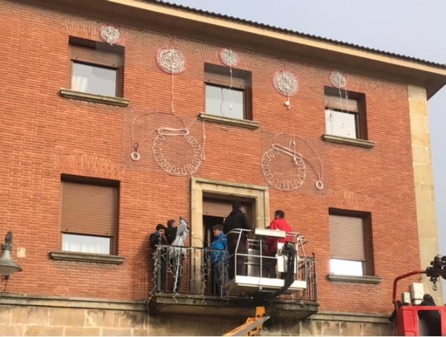 El IES colabora con el Ayuntamiento de Aguilar de Campoo