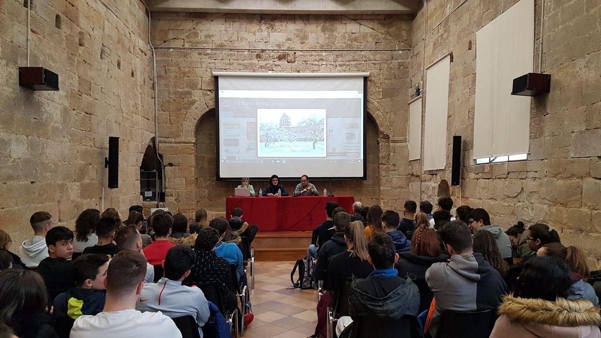 Difusión del Programa Erasmus +