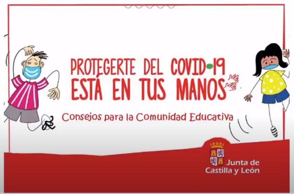 Consejos para la Comunidad Educativa frente al COVID-19