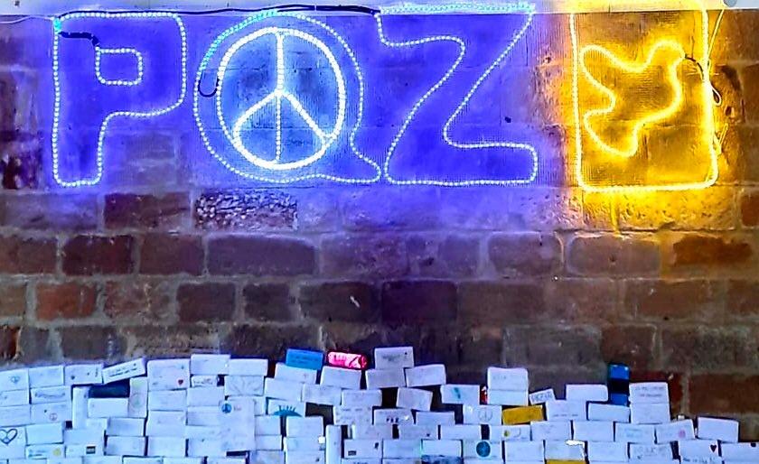 Día Escolar de la Paz y de la No Violencia