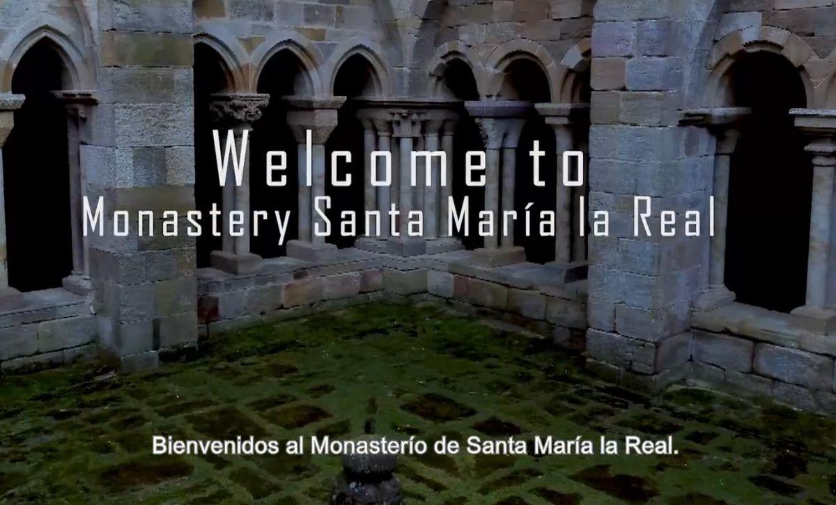 El vídeo de 2º de ESO, finalista en el concurso «Monumento a la vista»