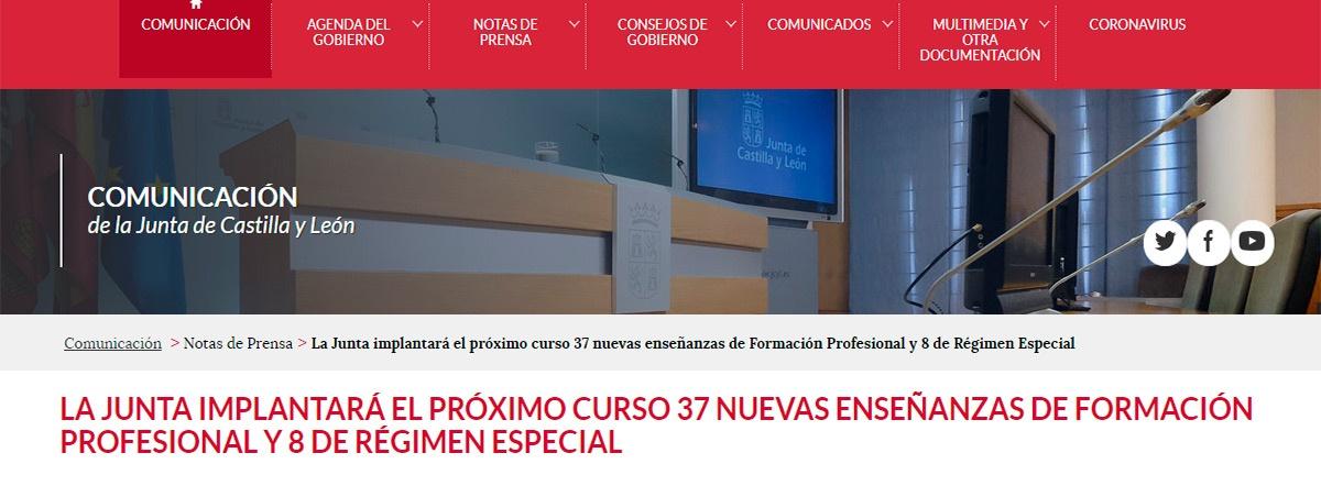 Nueva FPB de Servicios Administrativos en el IES